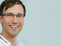 Norbert Dau, Chef-Diplomingenieur und Antennen-Experte bei Alan Electronics / Midland
