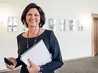 Ilse Aigner, Bayerische Staatsministerin für Wirtschaft und Medien, Energie und Technologie und Stellvertretende Bayerische Ministerpräsidentin