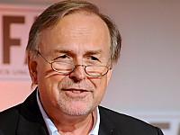 ARD-Vize Fritz Raff auf dem IFA-Presseforum von ARD und ZDF