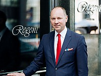 Stefan Athmann, General Manager des Regent Berlin und Area General Manager Europe für Regent Hotels & Resorts