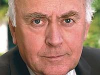 Sachsen-Anhalts Ministerpräsident Prof. Wolfgang Böhmer