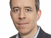 Patrick Hannon, Präsident von WorldDAB, dem Weltverband für digitales Radio, und Vizepräsident-Corporate Development Frontier Silicon