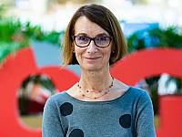 Ingrid Reifinger, ÖGB-Expertin für Gesunde Arbeit