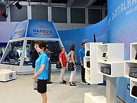 Digitalradio-Promotion auf der IFA 2014