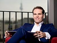 Dr. Florian Drücke, Vorstandsvorsitzender Bundesverband Musikindustrie e. V. (BVMI)