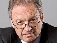 Prof. Udo Reiter, Intendant des Mitteldeutschen Rundfunks