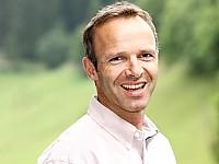 Peter Kammerlander ist Mitinhaber und Geschäftsführer des familiengeführten Almhofs in Gerlos/Zillertal
