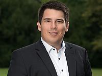 Alexander Salomon, Sprecher für Medien und Netzpolitik der Fraktion Bündnis 90/Die Grünen im Landtag von Baden-Württemberg