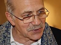 Gerhard Ruiss - Autor und Musiker, Geschäftsführer der IG Autorinnen Autoren Österreichs