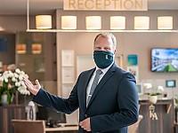 Ab 19. Juni ist das HKA wieder geöffnet  - Hoteldirektor Marc Cantauw freut sich auf seine Gäste