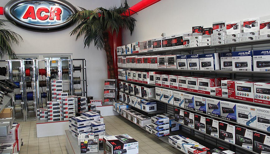 ACR-Store in Halle/Saale