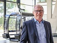 Günter Troy, Marktverantwortlicher Deutschland bei der Doppelmayr Seilbahnen GmbH