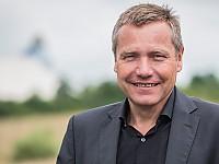 Erwin Linnenbach, Geschäftsführer National German Radio