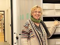 Ute Winkelmann - Archivarin Kulturstiftung Dessau-Wörlitz