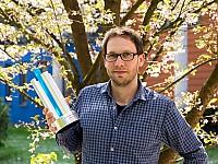 Hendrik Rump, Gründer und Geschäftsführer Quantumfrog GmbH