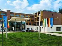 Neues Wellness- und Tagungshotel im Staatsbad Bad Elster