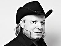 Bruno Kramm, Vorsitzender der Piratenpartei Berlin und Musiker