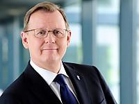 Bodo Ramelow - Ministerpräsident des Freistaats Thüringen