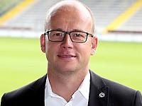 Markus Thiele, Geschäftsführers Sport und Marketing, VfR Aalen