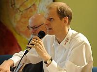 Detlef Poste, Geschäftsführer des Deutschen Badminton-Verbandes