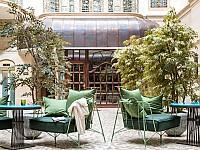 Lichtdurchflutetes Atrium im Gewandhaus Dresden - traumhafte Kulisse für Events