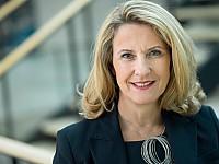 Staatssekretärin Heike Raab, Bevollmächtigte des Landes beim Bund und für Europa, für Medien und Digitales