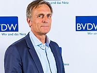 Matthias Wahl, Präsident Bundesverband Digitale Wirtschaft (BVDW) e.V.