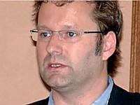 Ralf Otto Reisel, stellvertretender Vorstandsvorsitzender des Vereins Digital Radio Mitteldeutschland