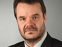 Martin Deitenbeck, Geschäftsführer der Sächsischen Landesanstalt für privaten Rundfunk und neue Medien (SLM)