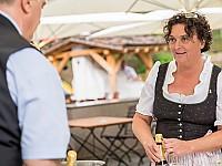 Michaela Widnig-Tiefenbacher ist Inhaberin der Naturel Hoteldörfer