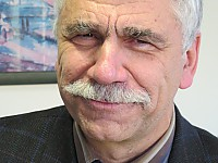 Jürgen Zimper, Geschäftsführer der Verbraucherzentrale des Saarlandes e. V.