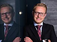 Christian Hoppe, Vertriebschef von Dual