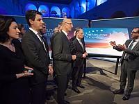 Auftakt der Netzallianz mit Minister Dobrindt