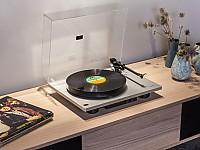 Das SonoroVinyl bietet feinste Technologie für Liebhaber der analogen Schallplatte