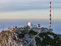 Der Sender von Rohde & Schwarz ist am 4.12.2018 auf der Senderstation Wendelstein des Bayerischen Rundfunks (BR) erfolgreich in Betrieb gegangen