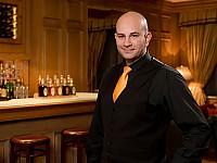 Benjamin Sperling, Cocktailchef im Regent Berlin