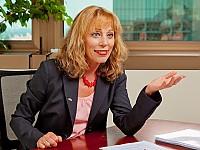 Ingrid Reischl - Leitende Sekretärin des ÖGB