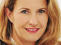 Staatssekretärin Heike Raab, Bevollmächtigte des Landes Rheinland-Pfalz beim Bund und für Europa, für Medien und Digitales