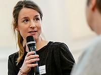 Dr. Franziska Drohsel - Rechtsanwältin, Referentin Recht, Bundeskoordinierung Spezialisierter Fachberatung gegen sexualisierte Gewalt in Kindheit und Jugend