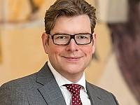 Niels Helle-Meyer - Kanzler der Europa-Universität Viadrina Frankfurt (Oder)