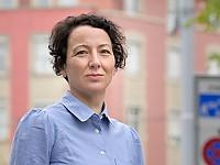 Dr. Monika Litscher - Geschäftsleiterin, Fussverkehr Schweiz | Fachverband der Fussgängerinnen und Fussgänger