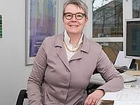 Dr. Bettina Wischhöfer - Vorsitzende der Arbeitsgemeinschaft der Archive und Bibliotheken in der evangelischen Kirche