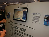 Alles über TPEG auf dem ARD-Stand während der IFA 2012