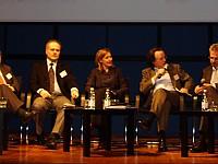Podiumsdiskussion am 11.Dezember 2009 in Karlsruhe