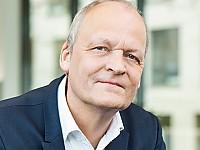 Arnold Stender, Vorsitzender der Geschäftsführung Media Broadcast
