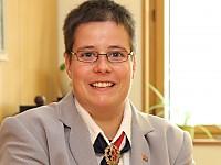 Dr. Dorothee Platz - Leiterin des Liechtensteinischen Landesarchivs
