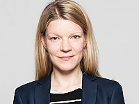 Doris Achelwilm, medienpolitische Sprecherin der Bundestagsfraktion DIE LINKE