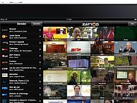 Internetfernsehen via Zattoo