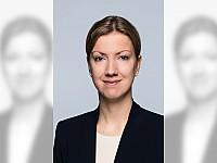 Stefanie Sabet, Geschäftsführerin und Leiterin des Brüsseler Büros der Bundesvereinigung der Deutschen Ernährungsindustrie (BVE)