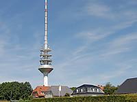 Sendeturm Hamburg Rosengarten